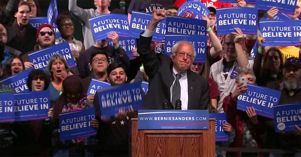 Did Sanders Break His Promise to Take the Nomination All the Way to the Convention?