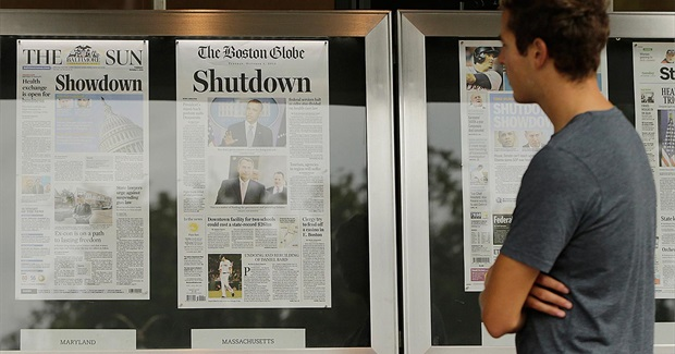 Shutdown Coverage Fails Americans