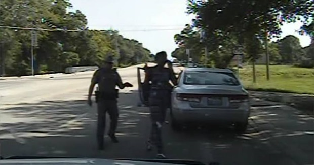 Sandra Bland Arrest Video Shows an Officer Out of Control - Edited Footage Suggests Cover-up