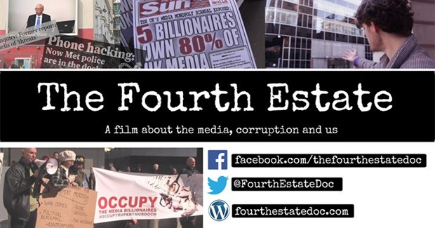 The Fourth Estate - Bristol Premiere with Filmmaker Q&A