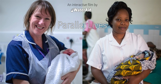 Experience Life as a Midwife With WaterAid's New Interactive Film