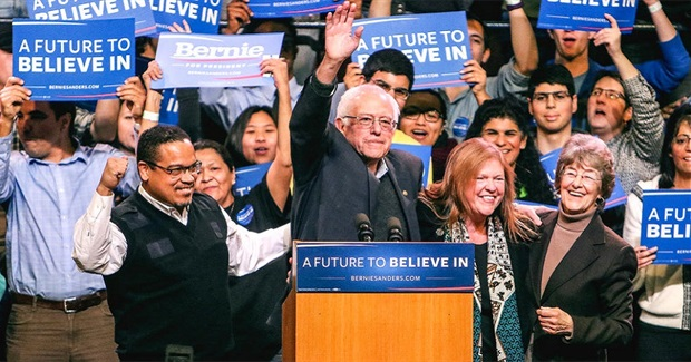 I Support Bernie Sanders, and I'm Not Stupid or Unrealistic
