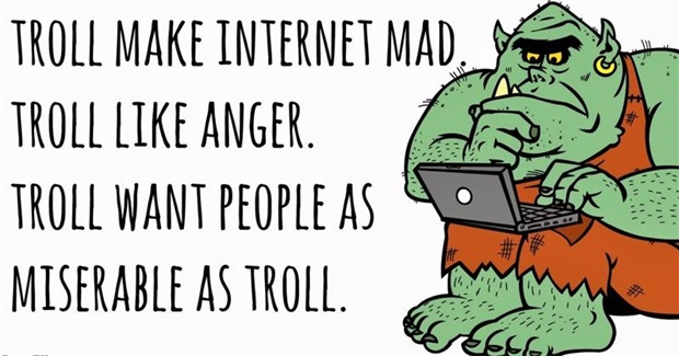 The Secret Playbook of Internet Trolls