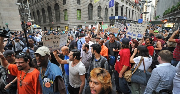 Wall Street Occupation Continues, Builds Momentum, Shows the Leadership America Needs