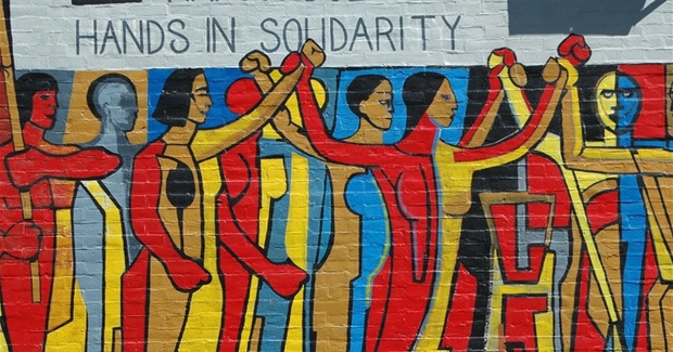 Solidarity Is About What You Do - Not Who You Are.
