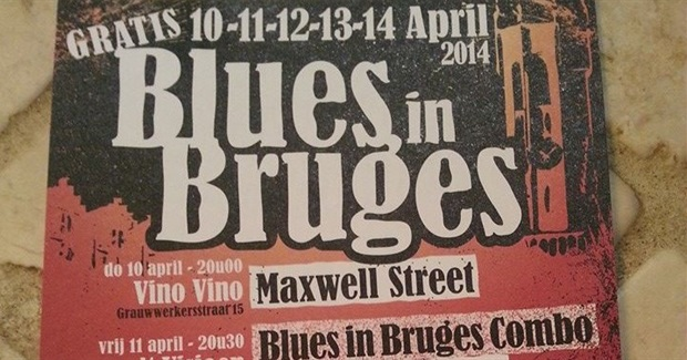 bluesjam in Comptoir des Arts