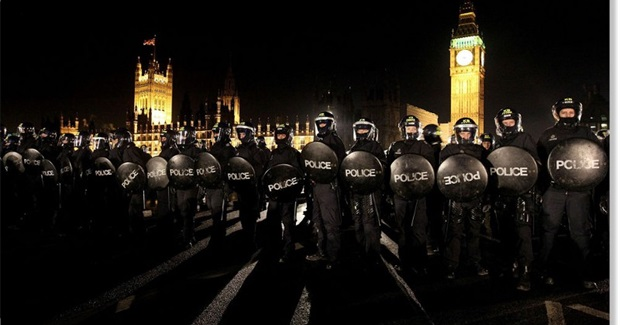 Preventing Dissent - How Britain's new police state will radicalise us all