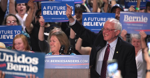 Sanders Supporters Need to Engage Now More Than Ever