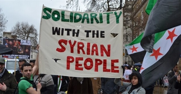 Solidarity with the Syrian people