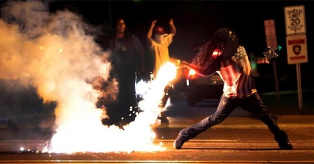 Authorities in Ferguson and New York - Expect Resistance!