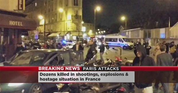 After the Paris Attacks: Live News Should Challenge Narratives, Not Desperately Try to Create Them