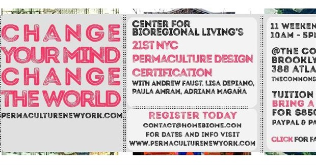 Permaculture Design Certification Begins Sept 12th!