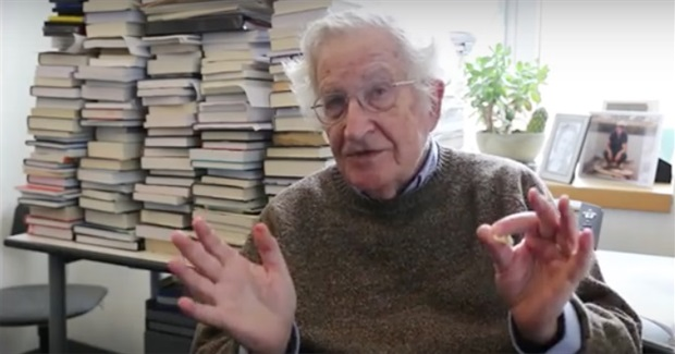 Halle/Chomsky: an Eight Point Brief for LEV (Lesser Evil Voting)