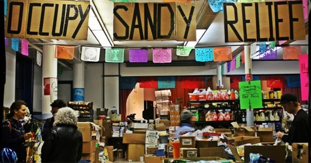 The State, Occupy and Disaster: What Radical Movement Builders Can Learn From The Case Of Occupy Sandy