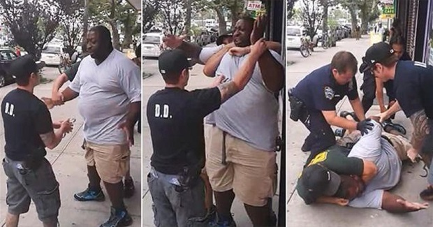 This Stops Today: Justice for Eric Garner Aug 9th
