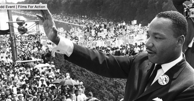 Free MLK Jr. film at DFT-2pm