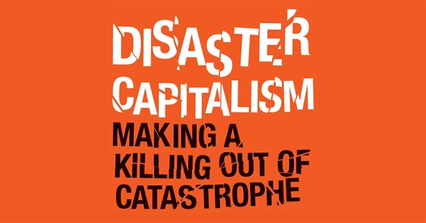 Disaster Capitalism, and the Outsourcing of Violence in the UK