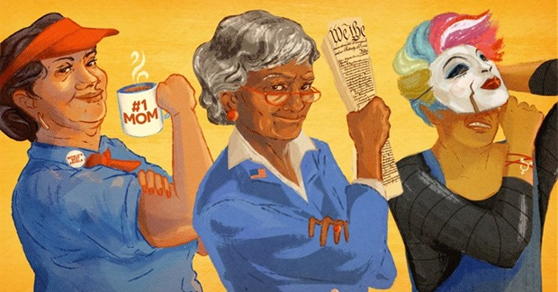 Rosie The Riveter For The 21st Century You Dreamed We Drew