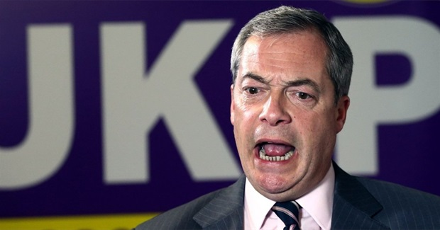UKIP Shaped the Referendum's Rhetoric - Remember That When Voting