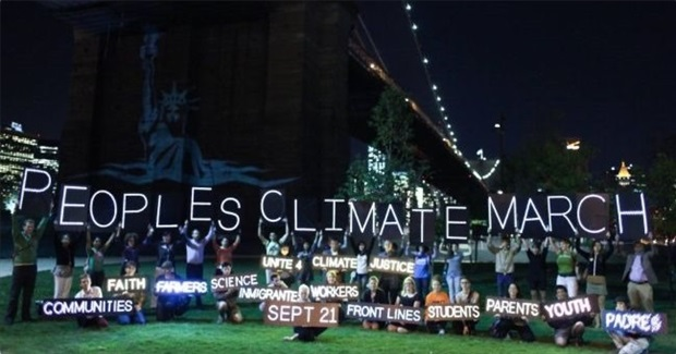 Against the Climate March Cynics