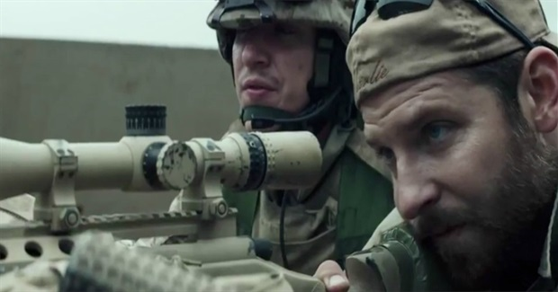 Killing Ragheads for Jesus: On Watching 'American Sniper'