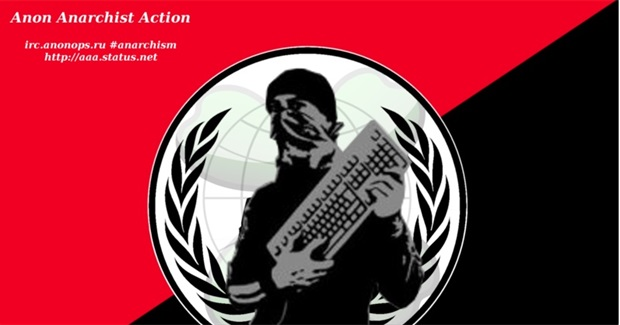 Anonymous Anarchist Action hacktivist group founded