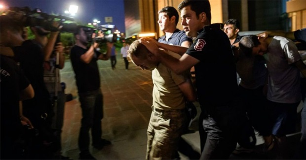 Fears for Turkey's Democracy Build as Post-Coup Crackdown Continues