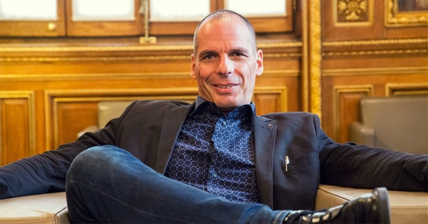 "Varoufakis Leads European Left to Reclaim Democracy From ""Authoritarian Technocrats"""