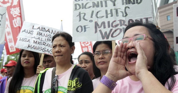 May Day Rallies Worldwide Demand Workers' Rights