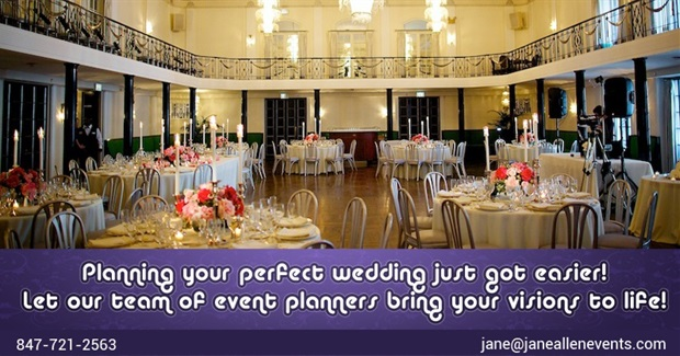 The best and the most preferred wedding planners of Chicago