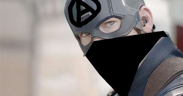 Captain America Is a Big Screen Anarchist Superhero, How Weird Is That?