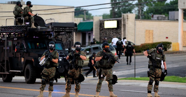 Could the Ferguson Conflict Produce Actual Reform on the Limits of Policing?