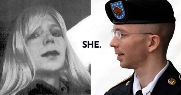 How Not to React to the News That Bradley Manning Is Transgender