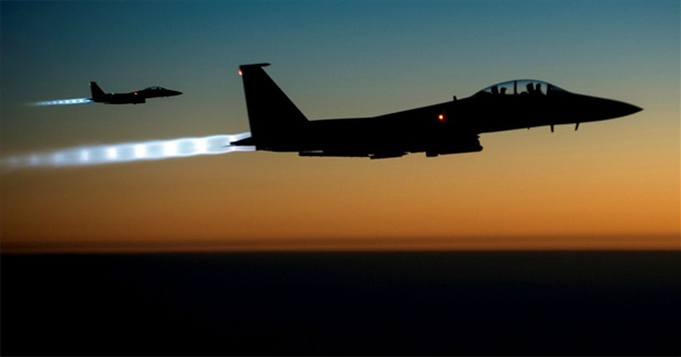 Up to 28 Civilians Reportedly Killed in US-Led Strike in Syria