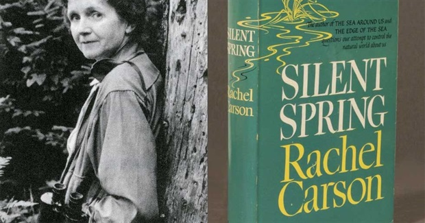 Why Aren't We Teaching Rachel Carson in Schools?
