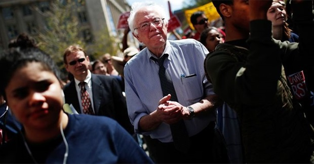Revolution Now: 10 Reasons Why Activists Should Support Bernie Sanders