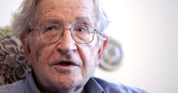 Noam Chomsky: How the Business Class Shapes Our Opinions about Democracy and Government