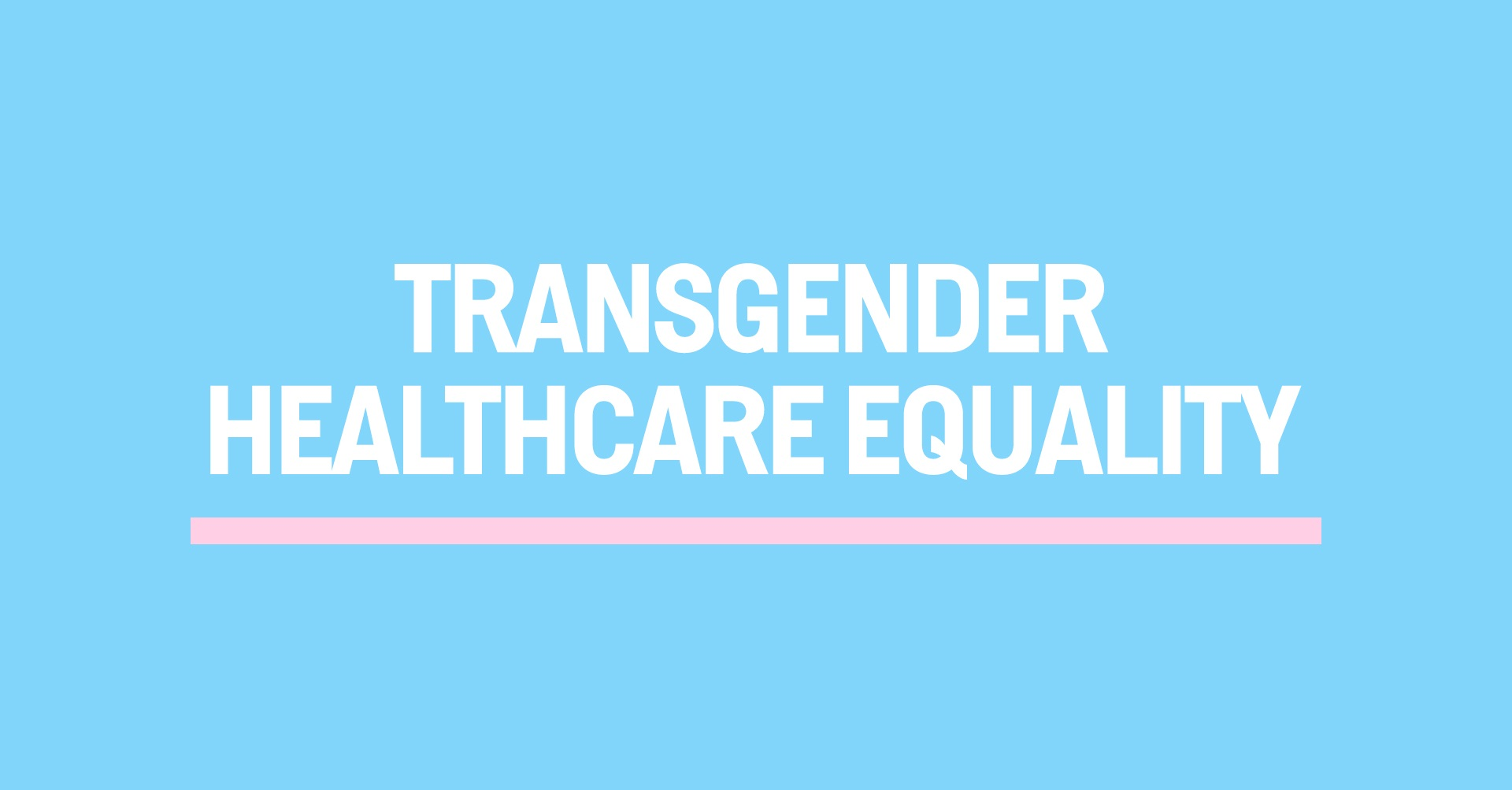 quality healthcare for transgender people Transgender people have a critical need for access to quality, gender-af- firming health care, as well as access to legal services that support them in addressing discrimination 1,2,3,4,5 to truly meet the complex needs of.