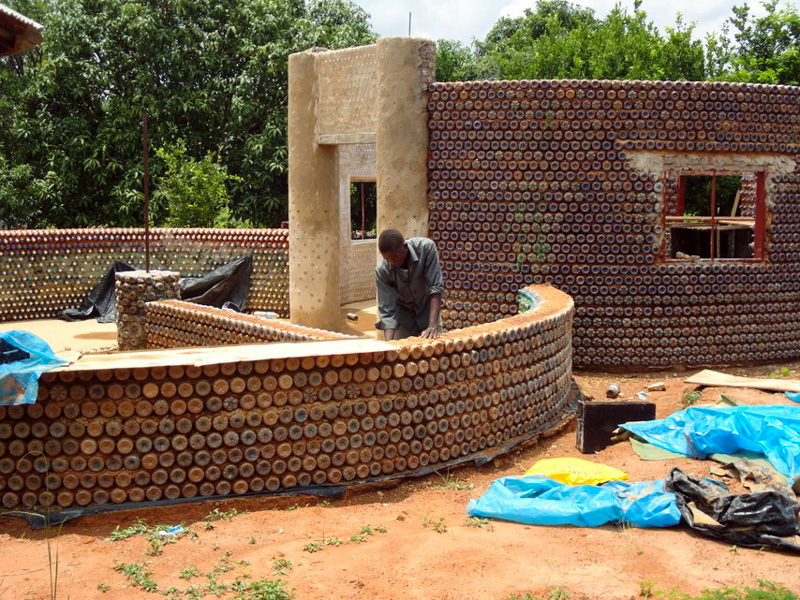 Nigerians Are Building Fireproof Bulletproof And Eco Friendly