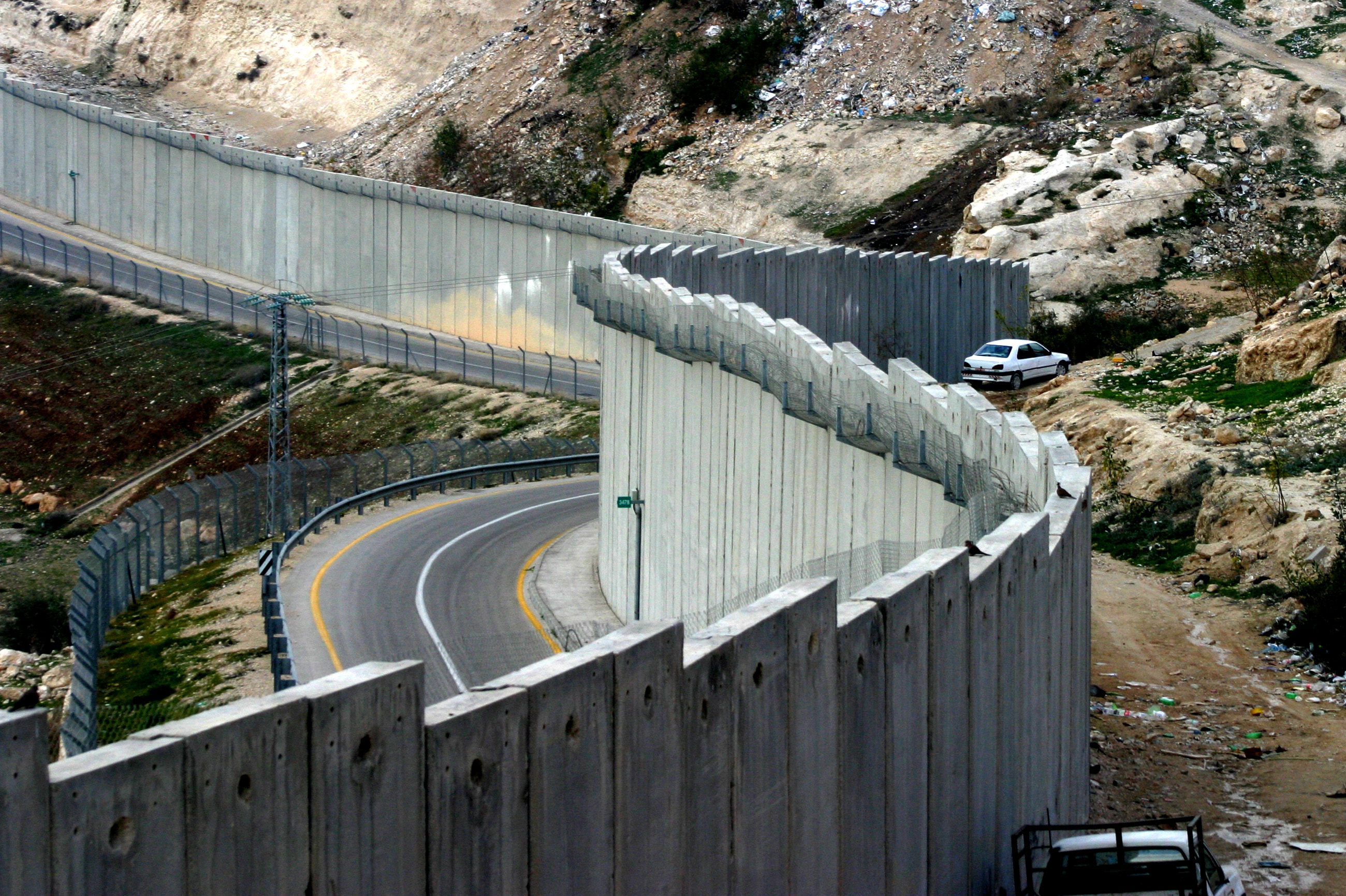 13 Images Showing The Extent Of Israel's Palestinian Apartheid