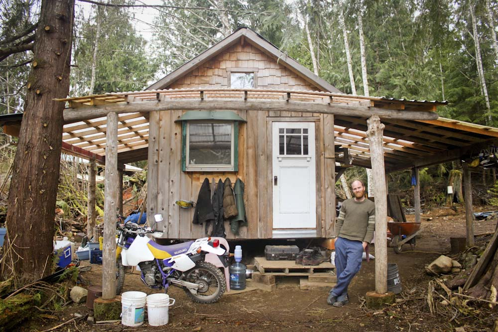 Sizing up the Tiny House Movement