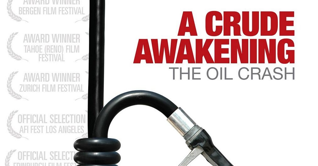 a crude awakening review Reviews, discussions, and comments about the entertainment a crude awakening: the oil crash a crude awakening: the oil crash currently has 2 review(s.