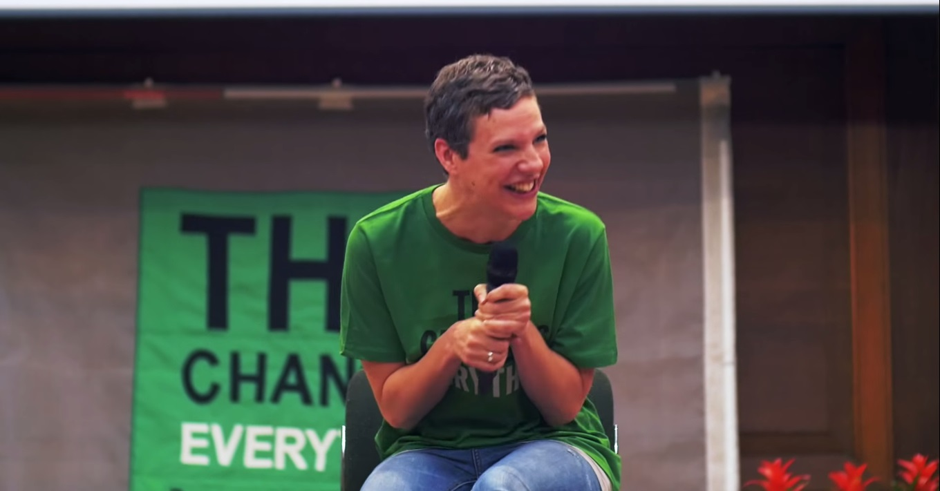 Self-Acceptance is an Act of Civil Disobedience - Francesca Martinez