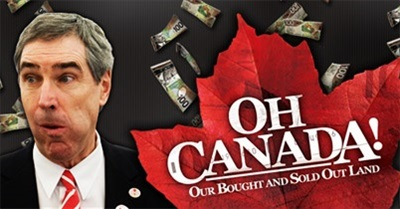 Oh Canada Movie – Our Bought And Sold Out Land – Full Documentary